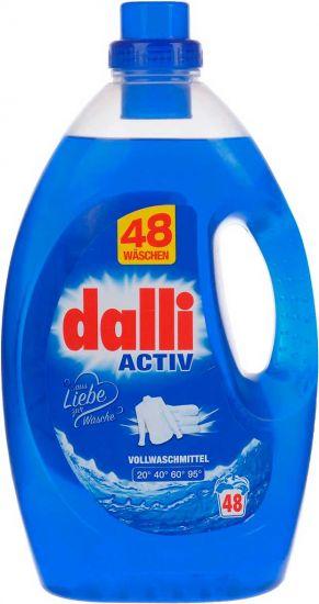 Гель для стирки белого и универсального белья Dalli Activ 3,6 л