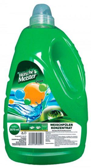 Кондиционер для белья Wasche Meister Green концентрат 3,07 л