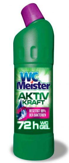 WC Meister Aktiv Kraft Средство для мытья унитаза 1 л