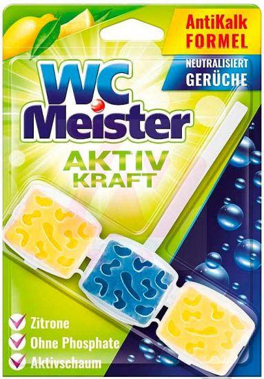 WC Meister блок для унитаза Лимон