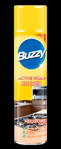 Buzzy active foam kitchen Пена для уборки кухни 435 мл