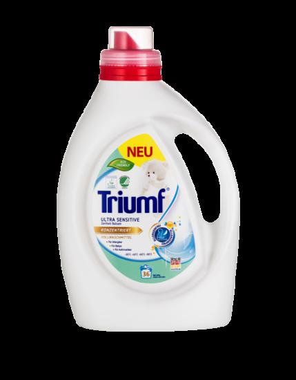 Гель для деликатных тканей и детского Triumf Ultra Sensitive 2 л